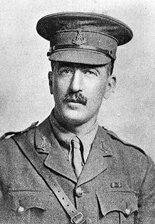 Stewart Loudoun-Shand Recipient of the Victoria Cross