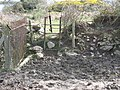 Stile into the last field before the road - geograph.org.uk - 786388.jpg