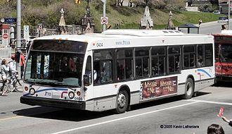 Société de transport de l'Outaouais - Image: Sto 0404