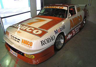 Stock Car Brasil - Chevrolet Opala 1990–1993