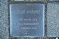 Stolperstein Duisburg 500 Hochfeld Krummenhakstraße 30 Frieda Krayns.jpg
