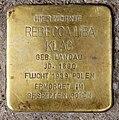 Stolperstein Lottumstr 17 (Prenz) Rebecca Liba Klag.jpg