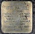 Stolperstein Motzstr 30 (Schön) Otto Hampel.jpg