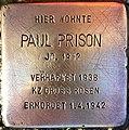Stolperstein Paul Prison2.jpg