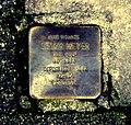 Stolperstein Selma Meyer - Aachen.JPG