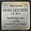 Stolperstein Verden - Minna Herzberg (1874).jpg