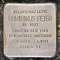 Stolperstein für Dominikus Peter 2.jpg