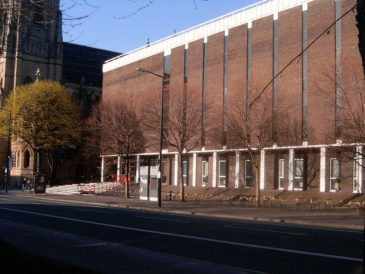 University Of Manchester Mansfield Cooper Building Postcode