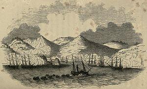 Battle of Amoy - Image: Storming of Amoy