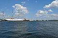 Stralsund, Hafen (2013-06-15), by Klugschnacker in Wikipedia (7).JPG