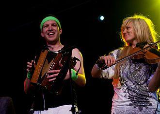 Blackbeard's Tea Party - Stuart Giddens and Laura Barber