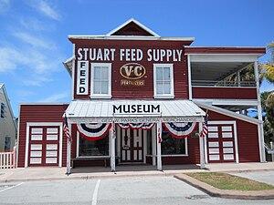 Stuart, Florida - Stuart Heritage Museum
