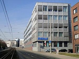 Mahle GmbH - MAHLE in Stuttgart-Bad Cannstatt