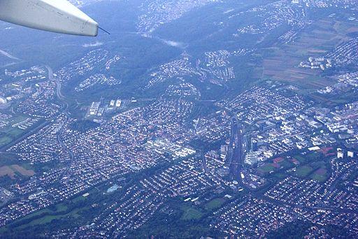 Stuttgart-Vaihingen-aerial-view-Luftbild2