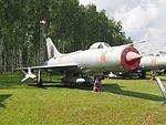 Su-11 at Central Air Force Museum Monino pic1.JPG