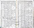 Subačiaus RKB 1839-1848 krikšto metrikų knyga 033.jpg