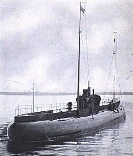 German submarine <i>Deutschland</i> German merchant submarine