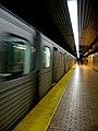 Subway at Spadina Station.JPG