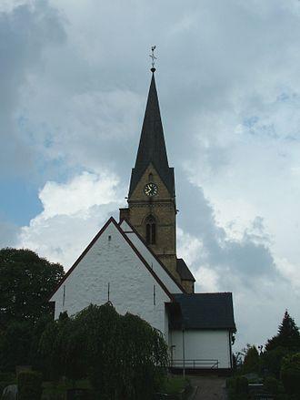 Süderbrarup - Image: Suederbrarup Kirche