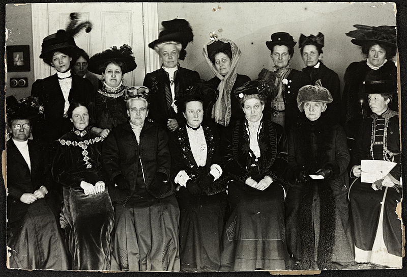 File:Suffrage Alliance Congress, London 1909.jpg