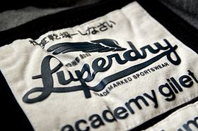 illustration de Superdry