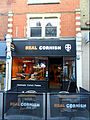 Sutton, Surrey London Real Cornish cafe.JPG