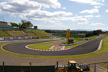 Suzuka Circuit 11th corner Hairpin 2011.jpg