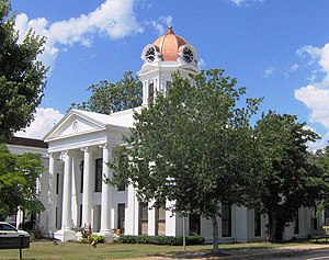 Swain County Courthouse in Bryson City