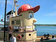 Sweet Tug Boat Theodore Tugboat