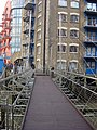 Swing Bridge, St Saviour's Dock - geograph.org.uk - 571083.jpg