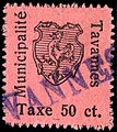 Switzerland Tavannes revenue 50c 3.jpg