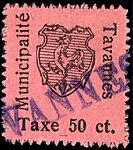 Switzerland Tavannes revenue 50c 3.jpg