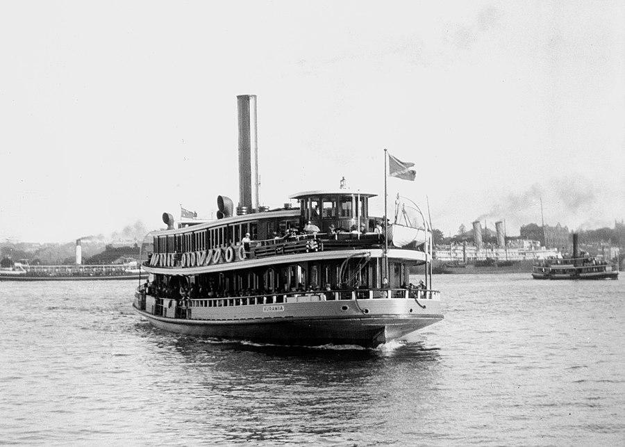 HMAS Kuramia