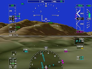 Synthetic vision system