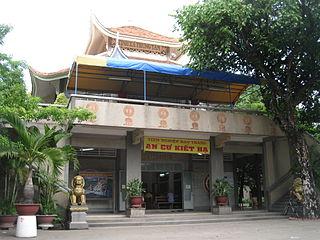 Tịnh Xá Trung Tâm Vietnamese temple