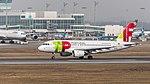 TAP Portugal Airbus A319-112 CS-TTS MUC 2015 03.jpg