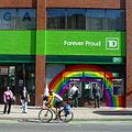 TD Canada Trust forever proud.JPG