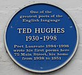 TED HUGHES REMEMBERED (37623280591).jpg