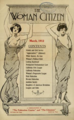 THE WOMAN CITIZEN cover (March 1912).png