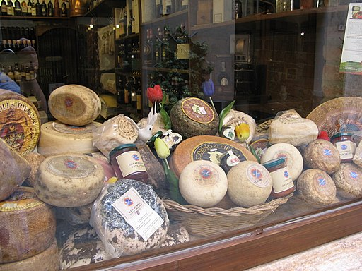 Best food addresses in Pienza