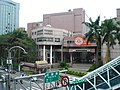 TPE-SSSH maingate from escalator skyway 20130118.jpg