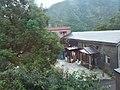 TW 台灣 Taiwan 新北市 New Taipei 瑞芳區 Ruifang District 洞頂路 Road 黃金瀑布 Golden Waterfall August 2019 SSG 29.jpg