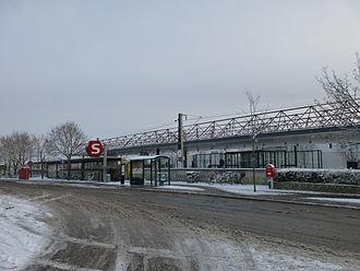 Taastrup station - Image: Taastrup Station 15