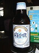 大同江ビール