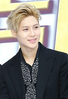 Taemin - 23rd Dong Fang Feng Yun Bang Awards red carpet 04.jpg