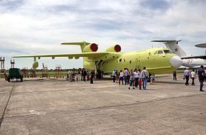 Taganrog Beriev Aircraft Company Beriev Be-200 IMG 7974 1725.jpg