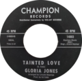 Tainted Love by Gloria Jones 1965 official US vinyl side-b.png