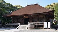 Takisan-ji Hondo 150505.JPG