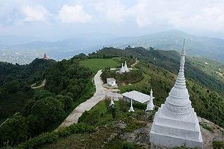 Namhsan Township Township in Shan State, Burma