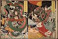 Tawaraya Toda and a Dragon; Ono no Komachi Praying for Rain LACMA M.84.31.198.jpg